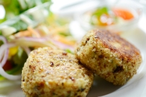 Yummy Fish Cakes using local ingredients